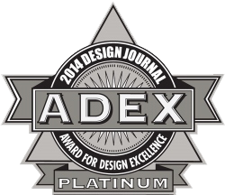 2014 ADEX Platinum Award